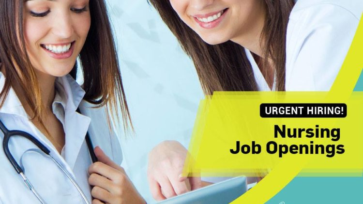 nurse jobs for freshers  experianced candidates in india